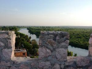 Mexiko Festung El Fuerte Kupfercanyon