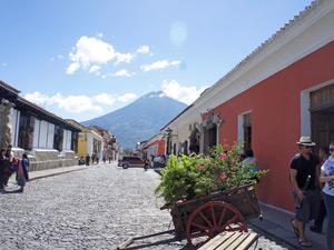 Stadt Antigua