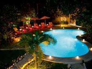 Hotel mit Pool Isla Mujeres Mexiko