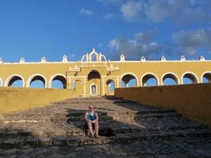 Kloster von Izamal
