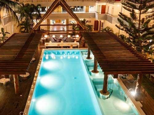 Mexiko Rundreise Komforthotel Playa del Carmen