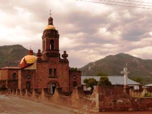 Kupfercanyon Missionskirche