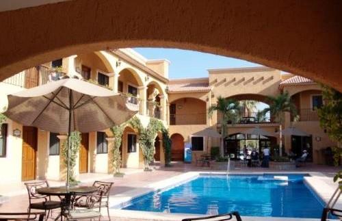 Pool Ihres Hotels in Loreto