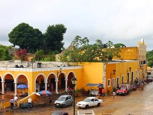 Markt Izamal