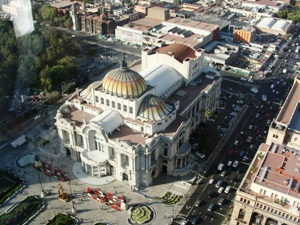 Ansicht Mexico City
