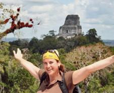 Tikal – Juwel im Dschungel Guatemalas