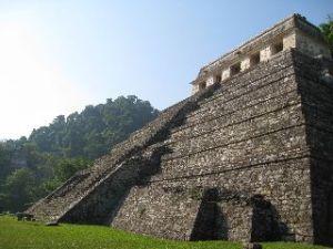 Mayaruine Palenque