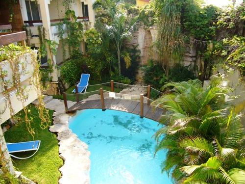 Mexiko Yucatan Rundreise Playa del Carmen Hotel