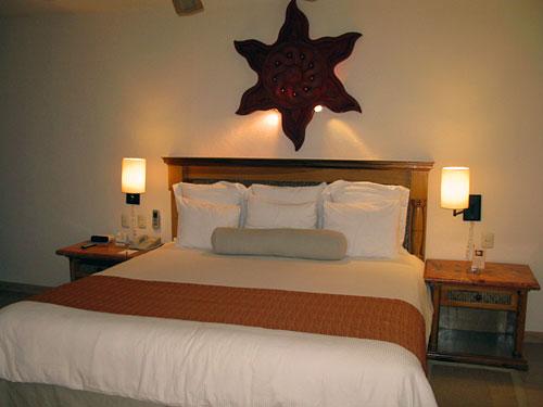 Hotelzimmer Playa del Carmen Mexiko Rundreise