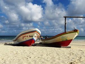 10 Tage Mexiko Reise Playa del Carmen