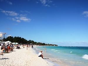 Die Strände von Playa del Carmen