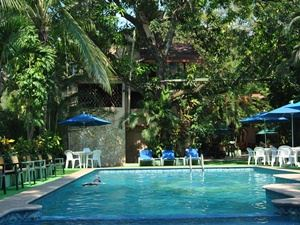 Pool Hotel Palenque