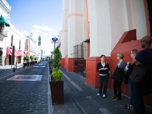 Stadtrundgang in Puebla