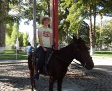 Wie ein Cowboy durch die Sierra Juarez