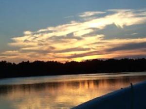 Sonnenuntergang San Felipe