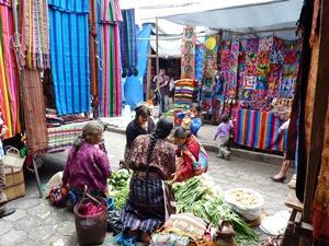 San Cristobal lokaler Markt