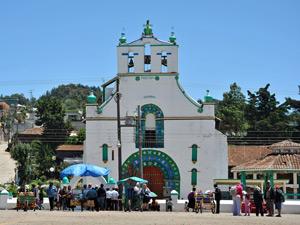 Chamula Kirche
