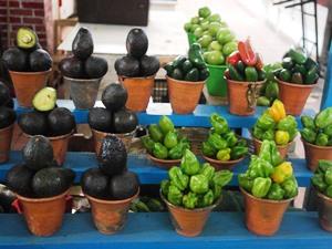 Gemüse vom Markt