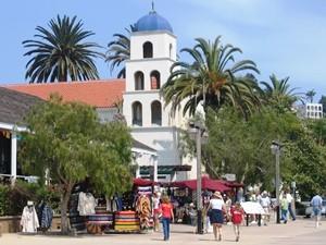 USA-Kalifornien-san-diego-old-town