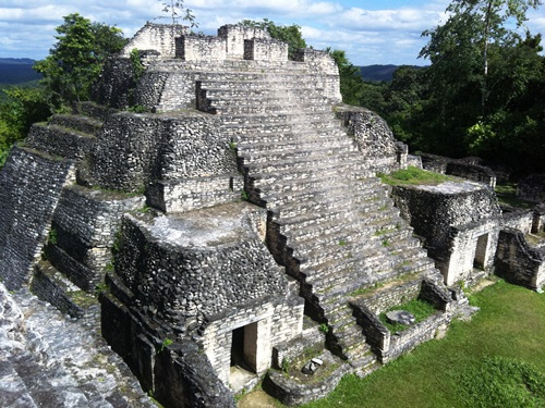 Mexiko Rundreise deutschsprachig San Ignacio Caracol