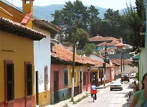 San Cristobal Straße