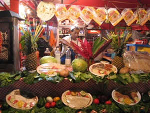 Lokale Köstlichkeiten