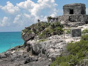 mexiko-tulum-ruine