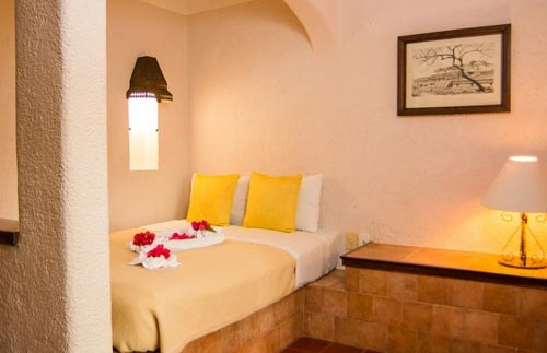 Zimmer in Chichen Itza