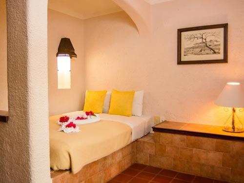 Chichen Itza Hotelzimmer Mexiko Rundreise