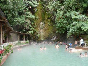 Heisse Quellen bei Queztaltenango