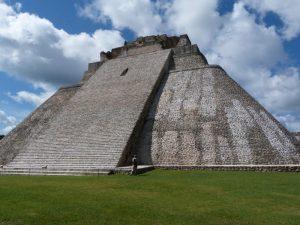 Yucatan Uxmal Maya Mexiko