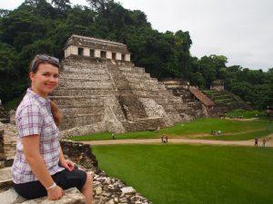 Highlight während Ihrer Rundreise mit dem Bus von Mexiko City nach Yucatan: Palenque
