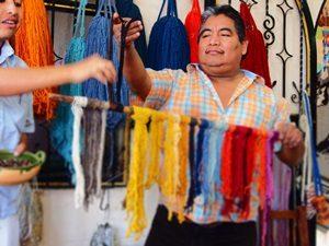 Mexiko-Kultur-Einwohner