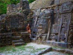 Der Maskentempel der Maya