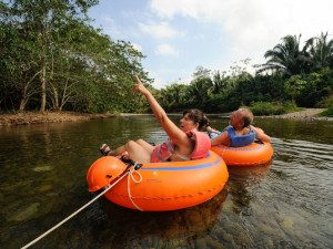 Belize Rundreise mit River Tubing auf Chaa Creek