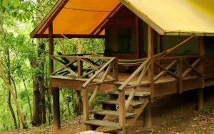 Chaa Creek Glamping Casita Belize Rundreise