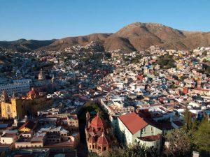 Kleingruppenreise Mexiko: Guanajuato Stadtbesichtigung