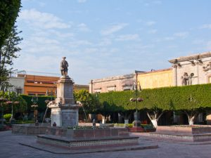 Queretaro Stadt bei Kleingruppenreise in Mexiko