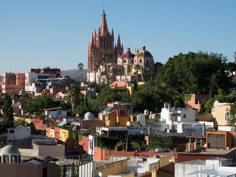 Kleingruppenreise Mexiko - San Miguel