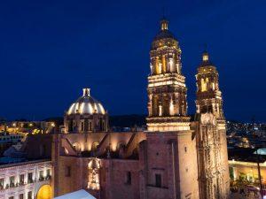 Kleingruppenreise Mexiko: Zacatecas Silberstadt