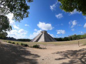 Maya-Stätte Chichen Itza bei Mexiko Rundreise