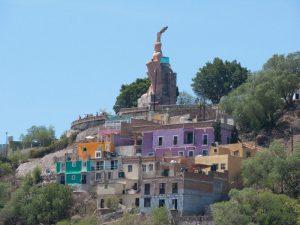 Pipila Denkmal Guanajuato Kleingruppenreise Mexiko