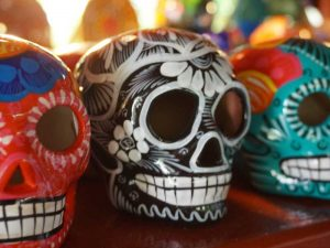 Día de los Muertos Mexiko Rundreise