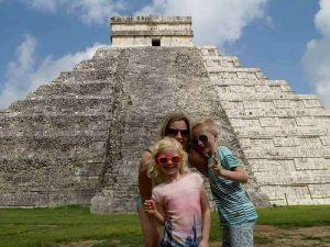 Besuch von Chichén Itzá