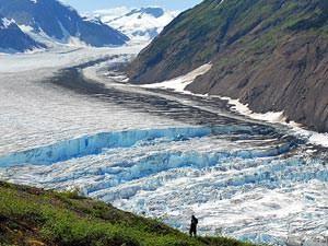 Rondreis Canada: Alaska gletsjer