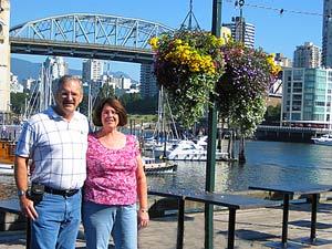 Rondreis Canada: Vancouver