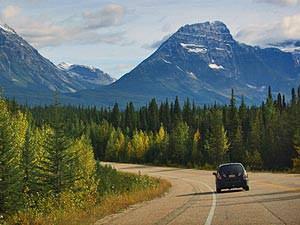Rondreis Canada - huurauto