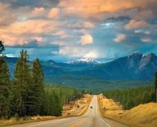 Hoogtepunten van West-Canada
