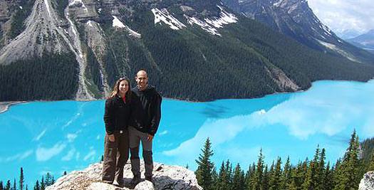 Canada reizen meer