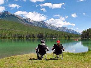 Reizen Canada: Waterton NP